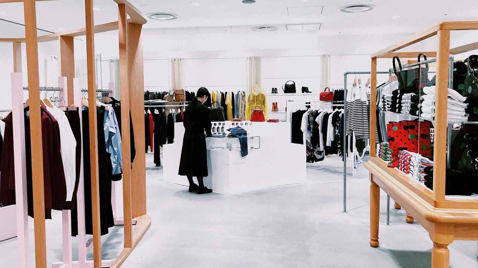 Wholesale butik